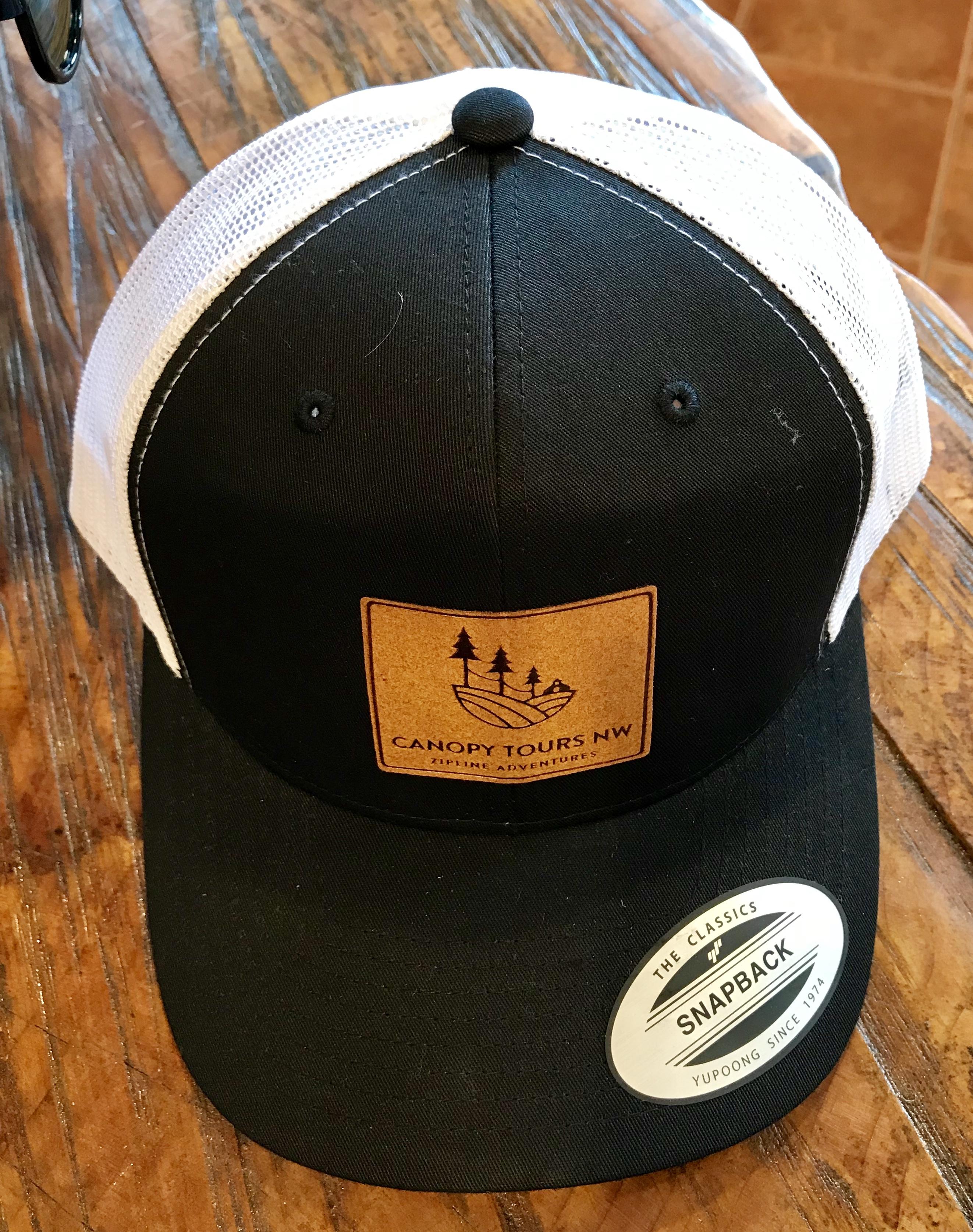 CTNW Hats - CANOPY TOURS NWCANOPY TOURS NW 0e6e6c71f58